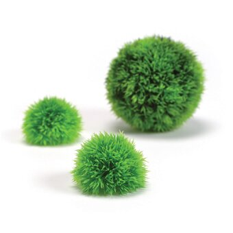 biOrb Aquatic topiary ball set zelené 11,5 a 7 cm