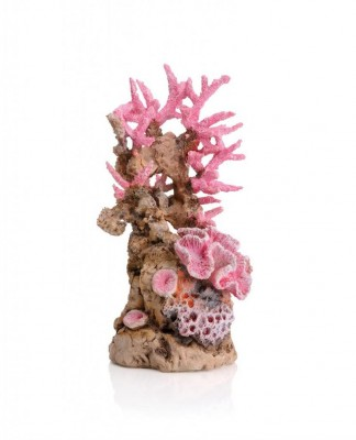 biOrb Pink Reef Ornament 23,5 cm